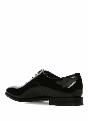 Church's %100 Deri Smokin Ayakkabısı Siyah